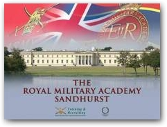 The 5 marathons will take place at the Royal Military Academy Sandhurst around a 1 mile loop each day for 5 days.  » Click to zoom ->
