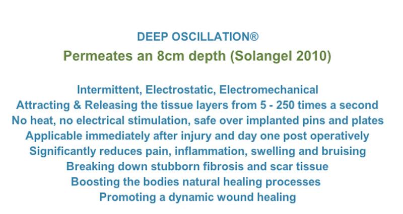 deep oscillation explanation