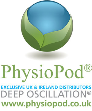 new physiopod logo