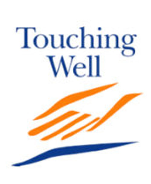 touching well