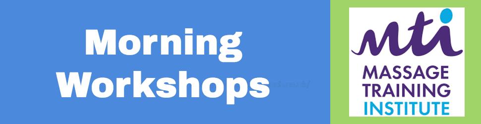 morning workshops